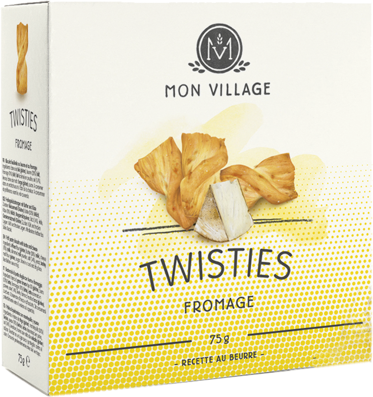 0968 - Twisties au fromage